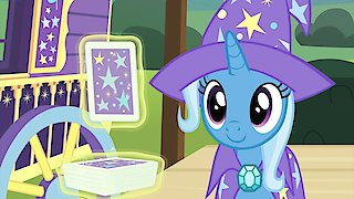 Watch My Little Pony Friendship is Magic Season 7 Episode 29 - Uncommon Bond Online