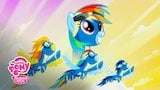 Watch My Little Pony Friendship is Magic - My Little Pony Polska - 'Rainbow Dash & Wonderbolts' Klip Online