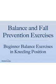 Balance and Fall Prevention Exercises