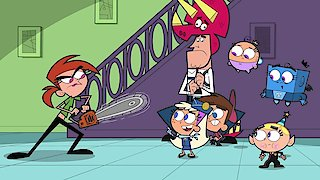 Watch The Fairly Odd Parents Season 10 Episode 11 - Certifiable Super Si... Online