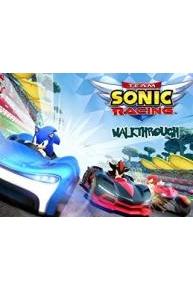 Team Sonic Racing Walkthrough