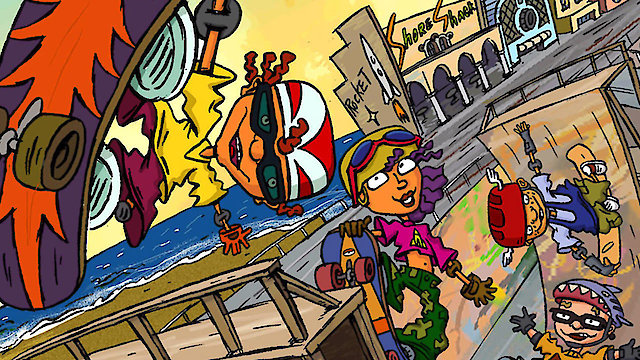 Watch Rocket Power Online Full Episodes Of Season 7 To 1