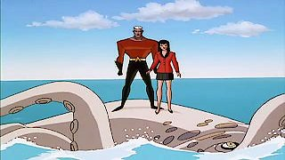 Watch Superman: The Animated Series Season 3 Episode 9 - A Fish Story Online
