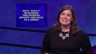 Jeopardy! Season 30 Episode 26