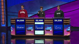 Jeopardy! Season 34 Episode 157