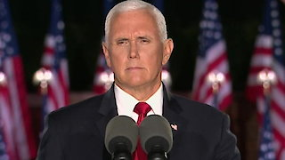 Republican National Convention: Mike Pence VP Candidate Speech Season 1 Episode 1
