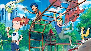 Watch Digimon Tamers Season 3 Episode 48 - Shadow of the Beast ... Online