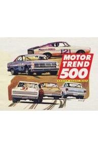 MotorTrend 500: NASCAR Heads West