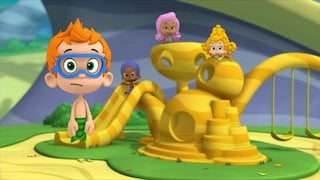 Watch Bubble Guppies Season 4 Episode 13 - Trick-or-Treat Mr. ....Online
