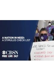 CBSN Special - A Nation in Need: A Stimulus Check List