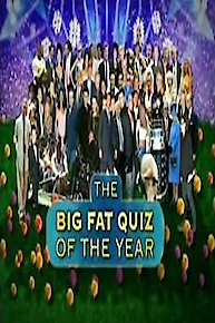 Big Fat Quiz of the Year
