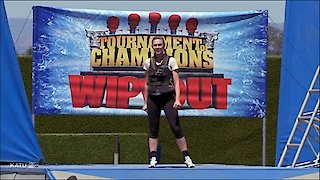 Watch Wipeout Season 7 Episode 15 - Tournament of Champi...Online