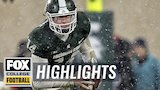 Watch Fox Sports - Michigan State vs Maryland | Highlights | FOX COLLEGE FOOTBALL Online