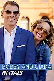 Bobby and Giada in Italy