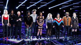 Watch The Voice Season 13 Episode 23 - Live Top 10 Eliminat... Online