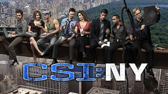 watch csi new york online free