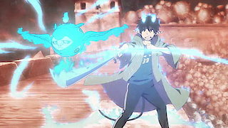 Watch Blue Exorcist Season 2 Episode 11 - Shine Bright as the ... Online