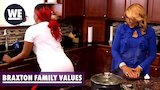 Watch Braxton Family Values - Grandma-To-Be Will Have To Give Up Twerkin' | Braxton Family Values | WE tv Online