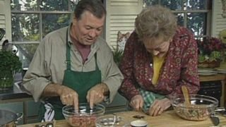 Watch Julia & Jacques Cooking at Home Season 1 Episode 17 - Charcuterie Online
