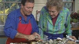 Watch Julia & Jacques Cooking at Home Season 1 Episode 13 - Shellfish Online