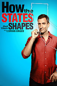 How The States Got Their Shapes
