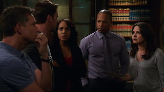 Watch Scandal Season 6 Episode 9 - Dead In The Water Online