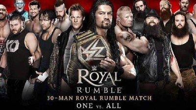 Wwe 30 man royal rumble