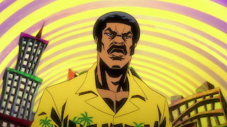 Watch Black Dynamite Season  The Wizard Of Watts Online