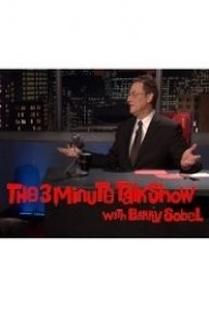 3 Minute Talk Show with Barry Sobel