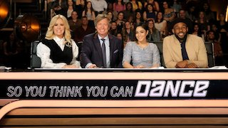 So You Think You Can Dance Season 15 Episode 1