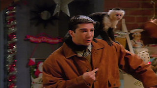 Watch Friends Season 1 Episode 10 - The One With The Monkey