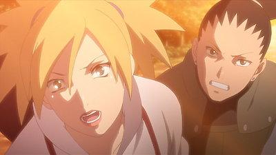 Naruto Shippuden - Steam and Food Pills