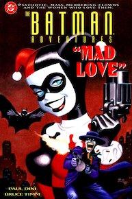Batman Adventures: Mad Love Motion Comics