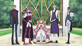 Code Geass Season 2 Episode 22