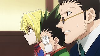 Watch Hunter X Hunter Season 102 Episode 12 - Can't See × If × Y... Online