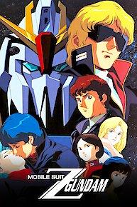 Mobile Gundam Suit ZZ