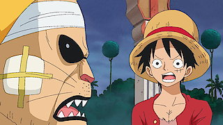 Watch One Piece Season 11 Episode 766 - Luffy's Decision! Sa... Online