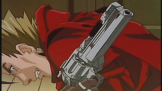 Watch Trigun Season 1 Episode 26 - Under the Sky So Blu... Online