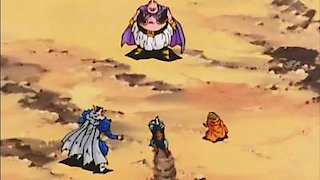 Watch Dragon Ball Z Season 9 Episode 34 - Celebrations with Ma... Online