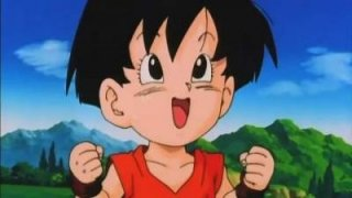 Watch Dragon Ball Z Season 9 Episode 289 - Granddaughter Pan Online