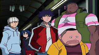 Watch Air Gear Season 1 Episode 23 - Trick 23 : Genesis's... Online